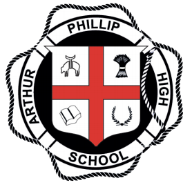 Arthur Phillip High School Logo